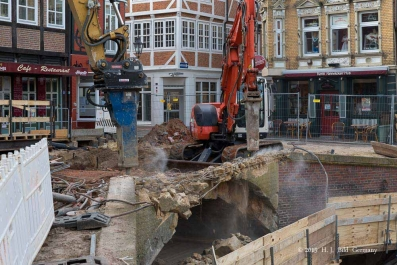 Sanierung der Hudebrücke in Stade 2013 - 2014_16