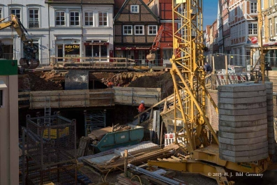 Sanierung der Hudebrücke in Stade 2013 - 2014_18