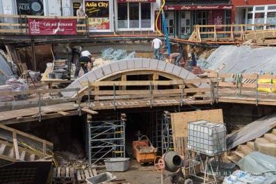 Sanierung der Hudebrücke in Stade 2013 - 2014_30