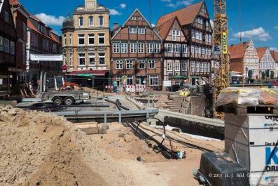 Sanierung der Hudebrücke in Stade 2013 - 2014_48
